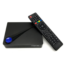 New arrival! Magicsee C300 amlogic s905 dvb s2 android stb player dvb-t2 with dvb-s2 hybrid set top box