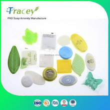 Hotel Size Cheap Wholesale and Good Clean Shell Transparent Small Deodorant Soap Bar
