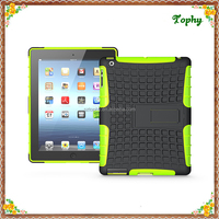 High Quality Hybrid Combo Cases Drop Resistance Function Hard Tablet For Kids iPad 2 3 4 Case