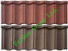 waterproofing metal roofing shingle