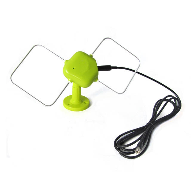 2017 New design indoor 360 degree rotation digital hd tv antenna