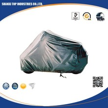 Alibaba 190T polyester water and sun proof motorcycle cover