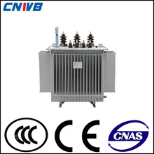 S9/S11-M 11kV 100kVA 200kVA 300kVA 500kVA oil immersed power transformer Distribution Transformer