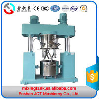 Power mixer silicone sealant machine for electronic silicone sealant making