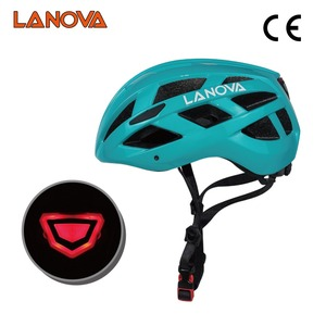 Bike Helmet Road Cycling Mountain Ultralight PC+EPS Helmet Sport Adjustable Safety Equipment helmet cycling with LED light