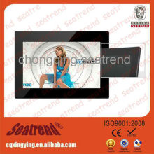 High Resolution 1024x600 18.5 inch Digital Photo Frame, Picture +Calendar +Clock +Memory 18.5 inch digital photo frame
