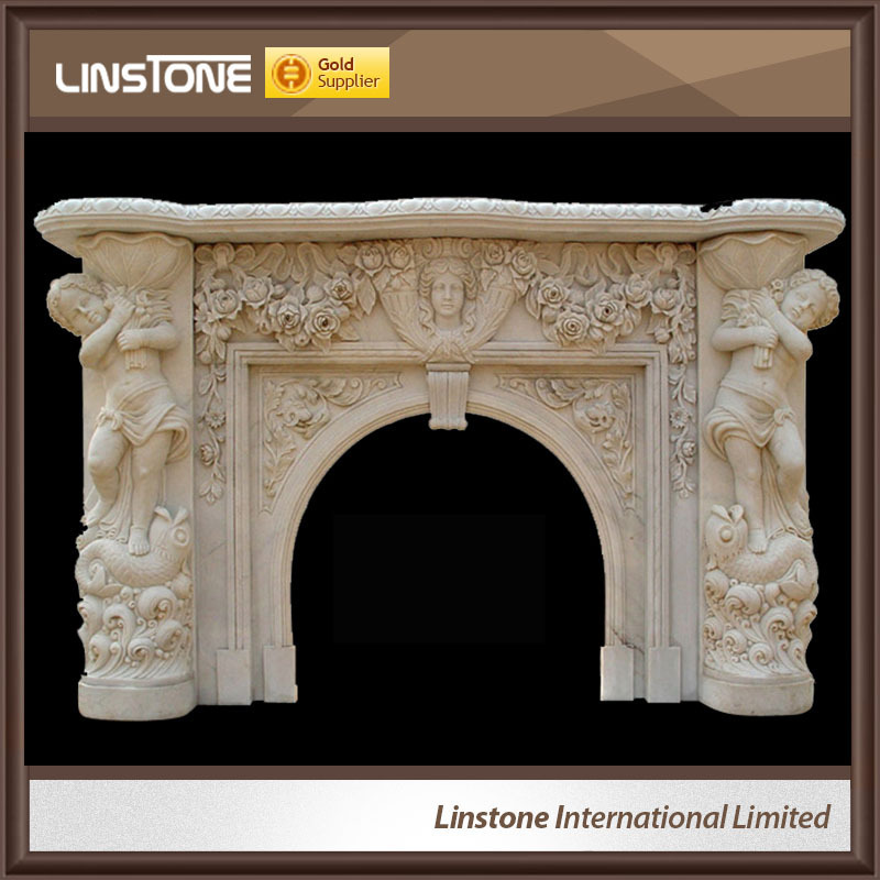 Egypt beige fireplaces in pakistan in lahore