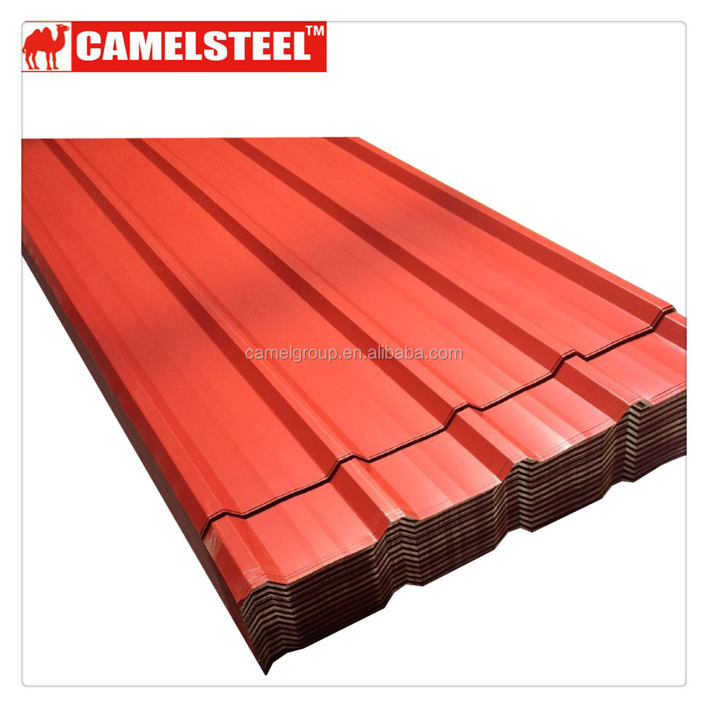 Industrial Roof Zinc coated steel metal sheet wall