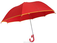 Animal child umbrella automatic open with pongee fabric