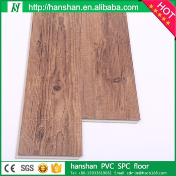 Wholesale Residential and Commercial Plastic PVC spc Vinyl Flooring