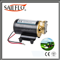 Sailflo dc 14L/min portable 12v micro dc oil transfer pump/12v gear pump