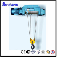 2016 new design gjj passenger electric wire rope hoist