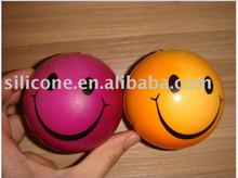 Color changed PU foam stress ball