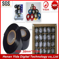 Hot selling Yida brand FC3 type for hp-241b dates packing machine 30mm*122m high quality black and white ribbons
