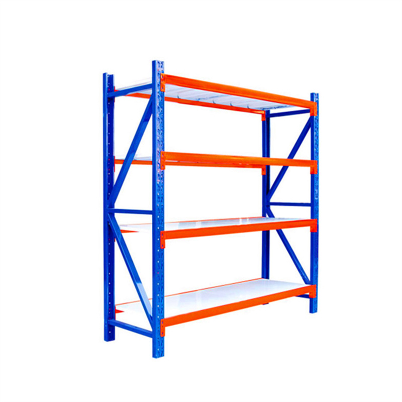 Warehouse <strong>racks</strong> 400kg metal shelving Stacking+<strong>Racks</strong> adjustable storage shelf