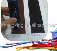 anti-forger Magnetic printing ink