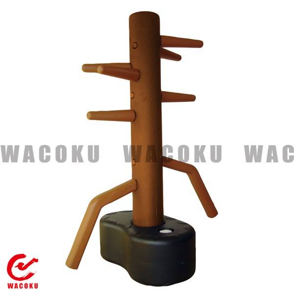 PE Wing Chun Dummy/ Kung-fu training dummy/ Martial arts training equipment
