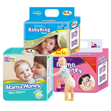 Mama honey ultra thin Economic good quality disposable clothlike baby diaper