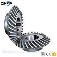 Stainless Steel Material and Spur Shape conical wheel face gear