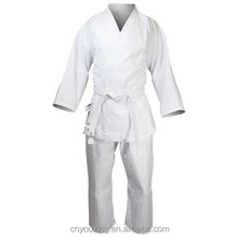 100% cotton judo uniform/wear custom judo gi sale