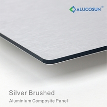 High quality 3mm aluminum composite panel