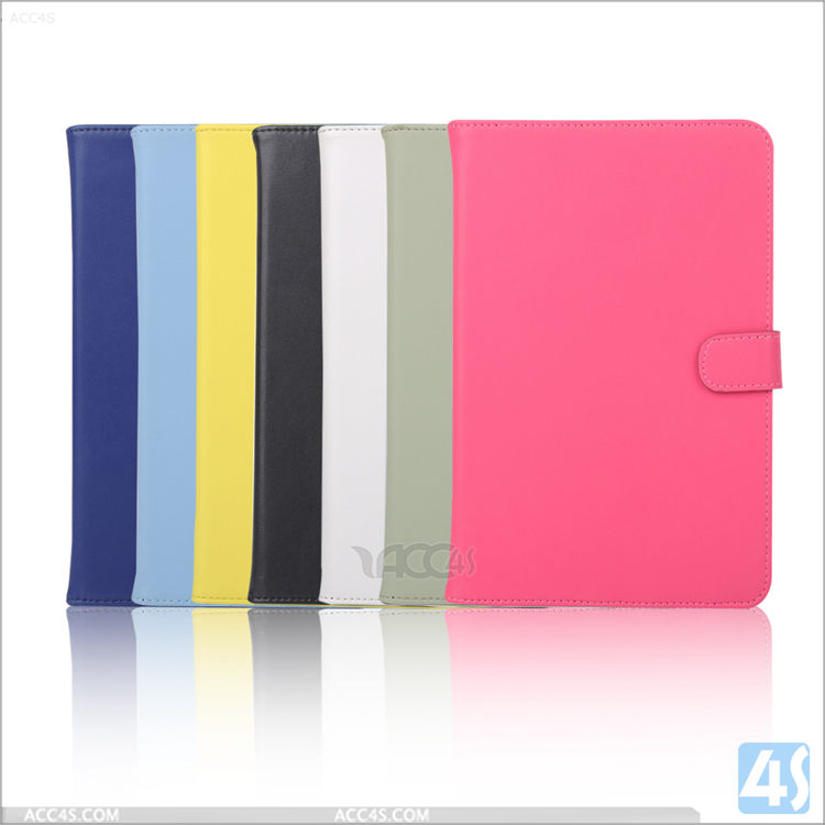 Korea Pu leather laptop Cover Flip Case For iPad Mini 4 3 2