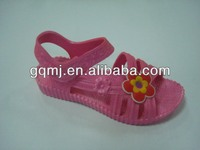 Children sandal pvc slipper mould GQP0202