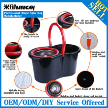 Online shopping india Spin Mop, Twist mop with Plastic spin bucket As Seen On TV