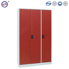 3 door metal wardrobe almirah bedroom iron steel almirah wardrobe in dubai