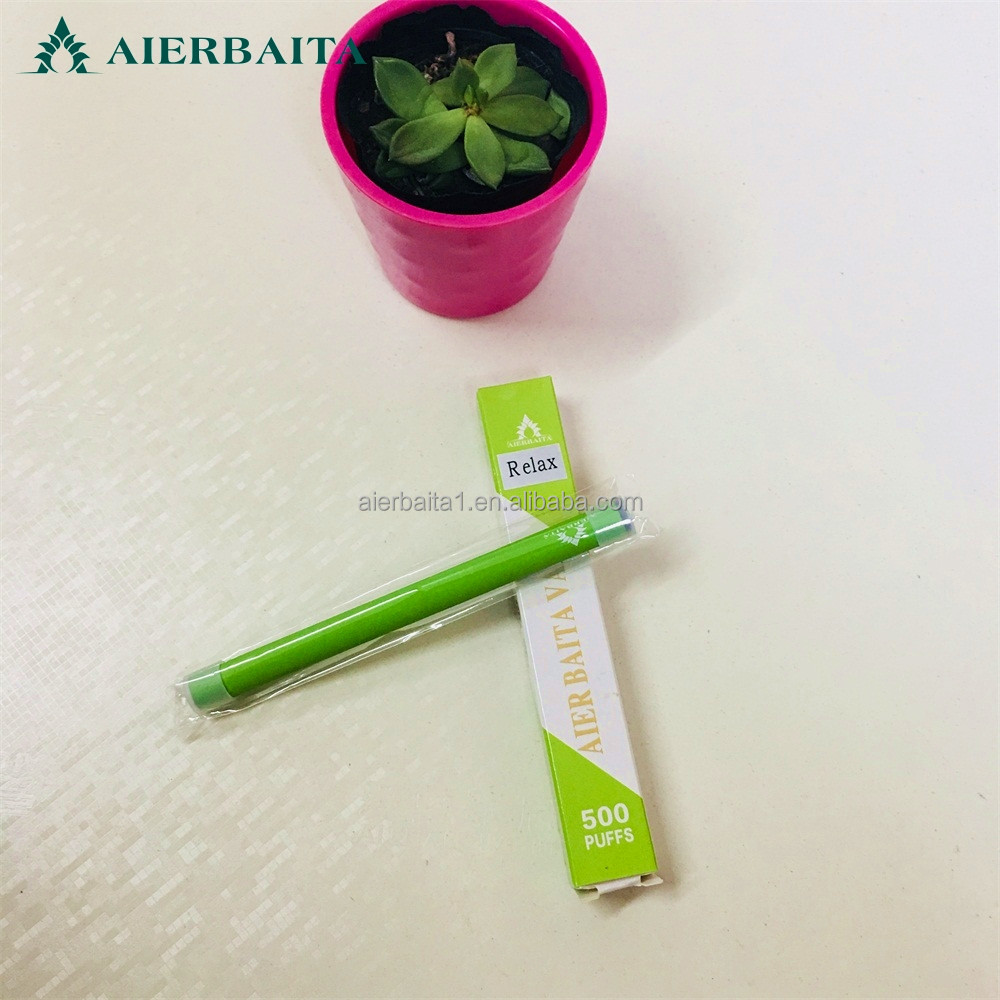 Chinese supplier electronic cigarette medical care vitamin e cig B12/A/C 500 puffs disposable e cigarette vape