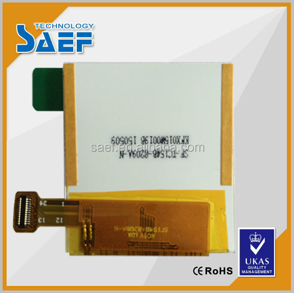 lcd screen for smart watch 1.54 240*240 SPI interface without touch panel
