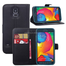 Flip PU Leather Wallet Case Cover For Samsung Galaxy Sport S5 G860P