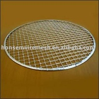 BBQ Barbecue Wire Mesh(stainless steel)