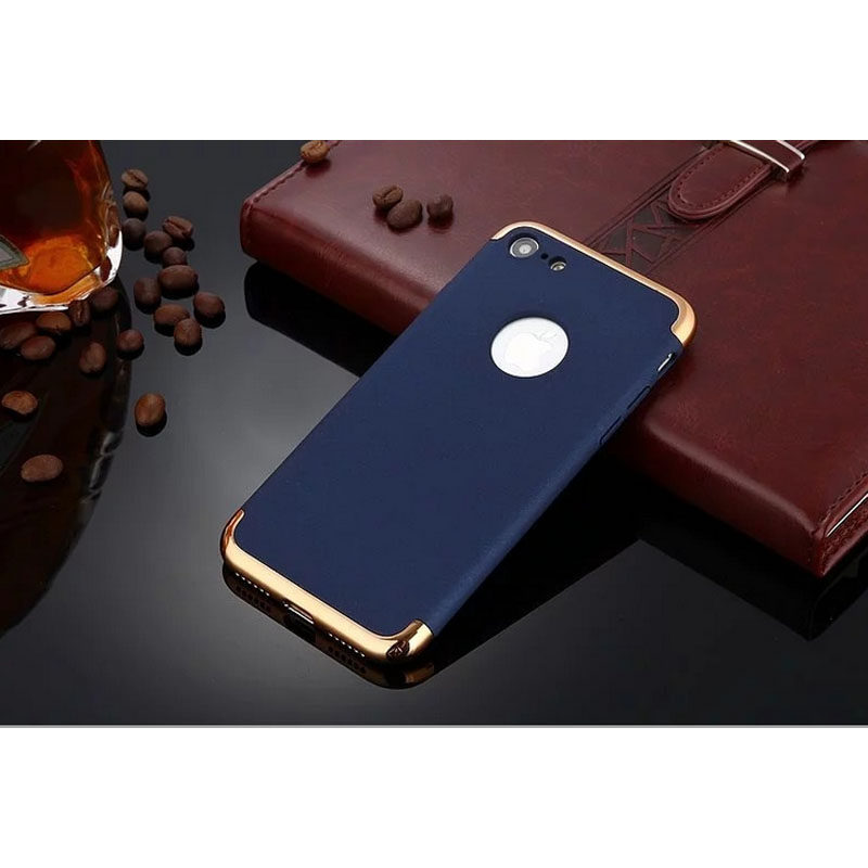 Brushed metal case for iphone 7 ,mobile phone cover for iphone 7