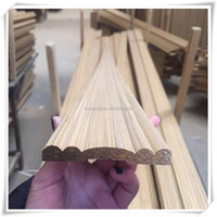 ps wood picture frame moulding for house decoration in China