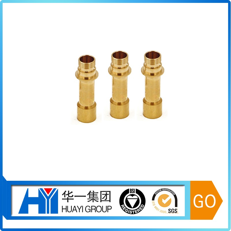 Hot Selling High Precision CNC Lathe E-cigarette Pipe Parts