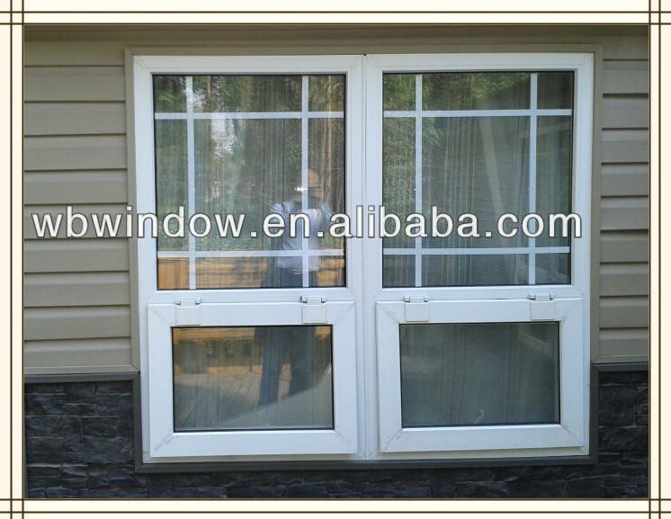 Francese ultima finestre di progettazione griglia tenda da sole finestre e fix finestre upvc - Griglia regolabile protezione finestre ...