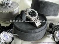 WB116 Velvet Watch Gift Box