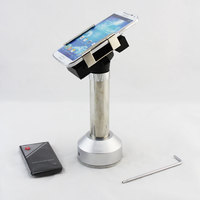 new developed android mobile phone displays anti-theft alarm device, celulares android stand