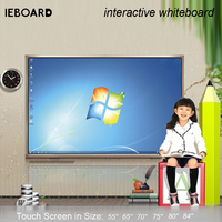 Class interactive whiteboard, Finger touch screen TV,School Furniture interactive