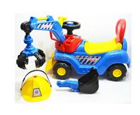 Cheap funny excavator for children/ kids ride on excavator price