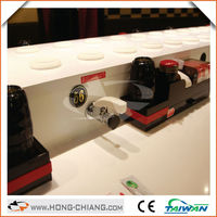 Hot water system for table , bar , restaurant , v-belt , kaiten sushi.made in Taiwan