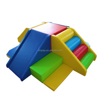 Kids indoor home playground cheap price soft play for nursery school