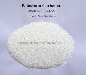 High Quality Chemical Industry 99% Potassium Carbonate