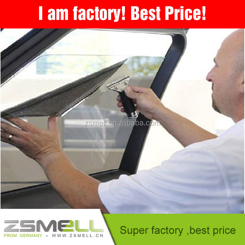 Factory supply high heat rejection printed solar reflective film with adhesive deco material solar reflective film with adhesive