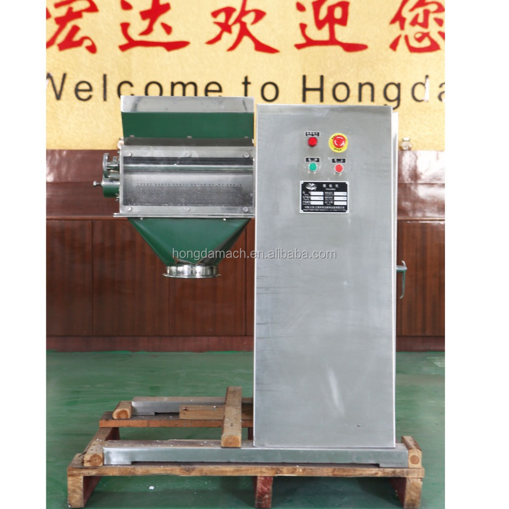 Pet food granulator