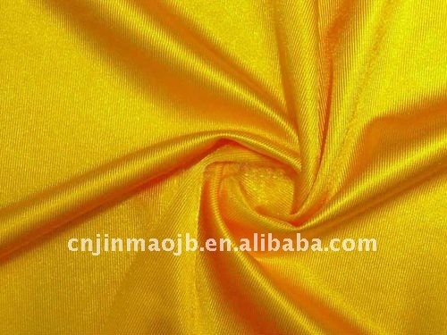 poly bright fabric 100% polyester knitted fabric