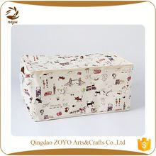 Fabric Cloth Foldable Underbed Storage Box