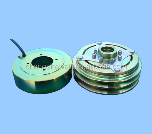Mando: MBA51/55/58 bus air conditioner compressor magnetic clutch Price