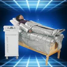 New vertical Presotherapy Air Pressure and Infrared Body Slimming Machine